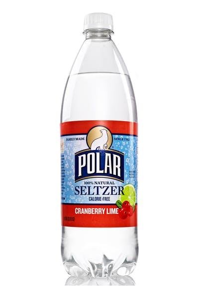 Polar Cranberry Lime Seltzer