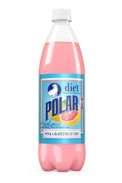 Polar Diet Pink Grapefruit