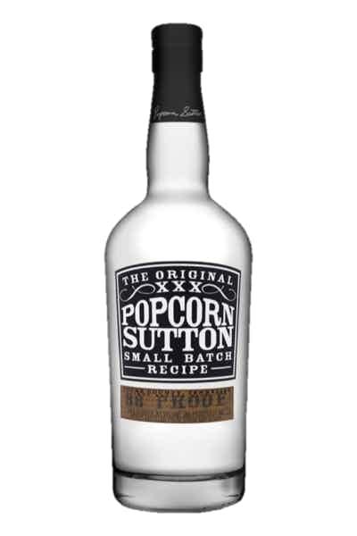 Popcorn Sutton Original Small Batch Recipe Whiskey