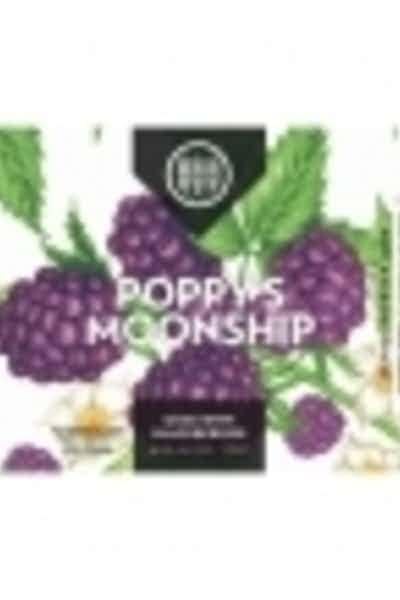Schilling Beer Co. Poppy's Moonship Blackberry