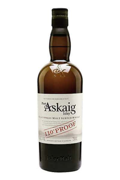 Port Askaig 110 Proof Single Malt Scotch