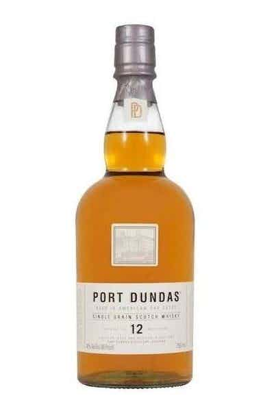 Port Dundas 12 Year Scotch