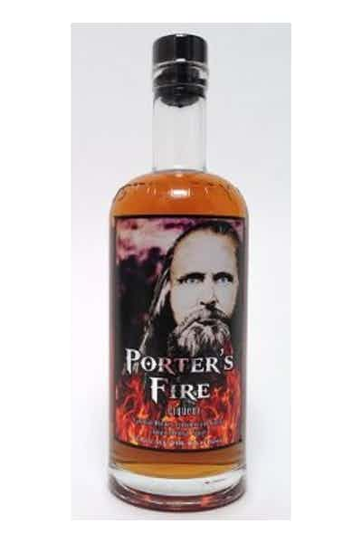 Porter's Fire Liqueur