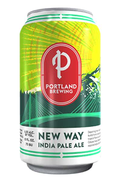 Portland Brewing New Way IPA
