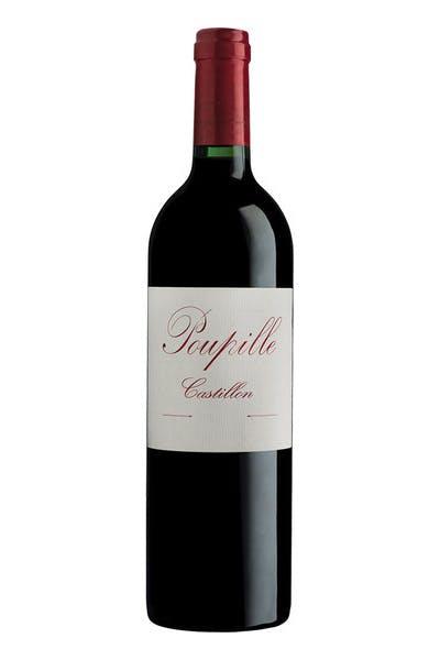 Poupille Castillon Cotes De Bordeaux