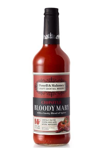 Powell & Mahoney Chipotle Bloody Mary