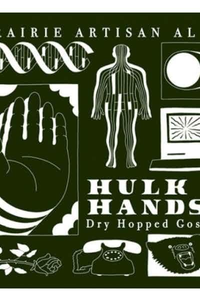 Prairie Artisan Ales Hulk Hands Dry Hopped Gose