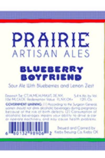 Prairie Blueberry Boyfriend Sour Ale