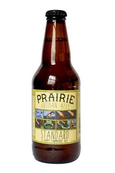 Prairie Hop Dry Hopped Farmhouse Ale