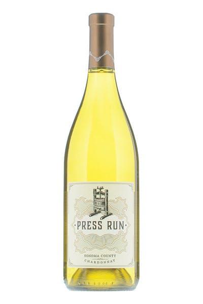 Press Run Chardonnay Sonoma County