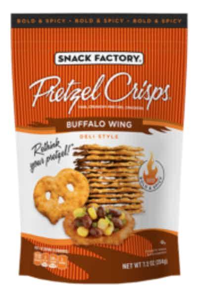 Pretzel Crisps Buffalo Wing