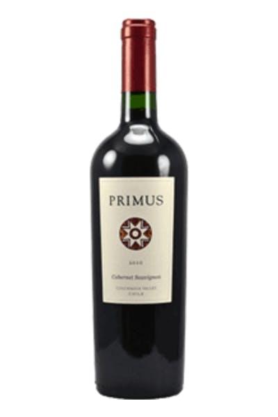 Primus Cabernet Sauvignon 2012