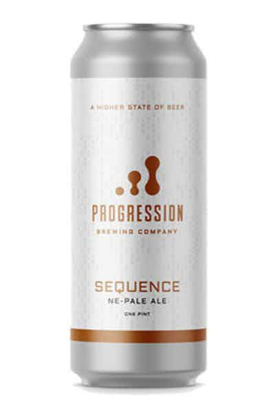 Progression Sequence New England Pale Ale