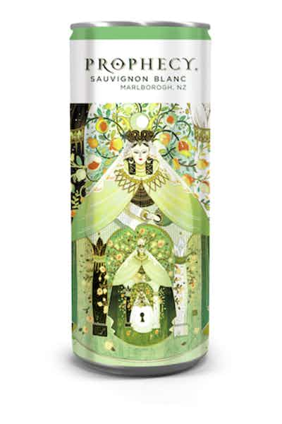 Prophecy Canned Sauvignon Blanc