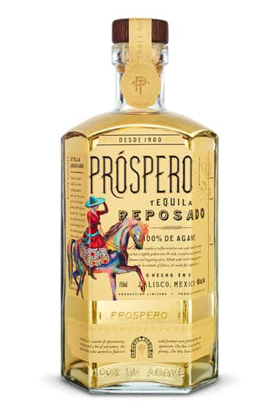 Prospero Tequila Reposado