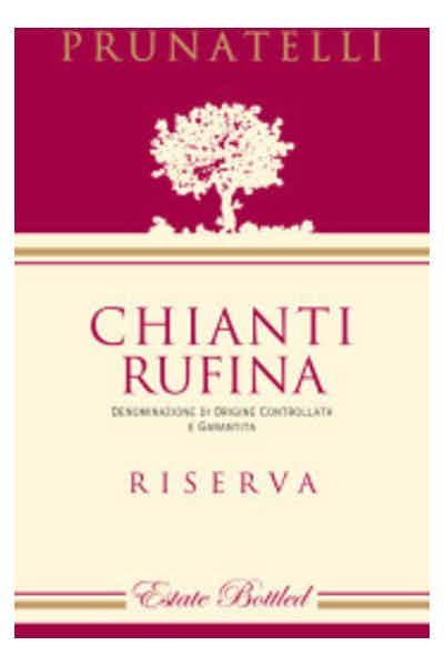Prunatelli Chianti Rufina Riserva
