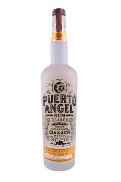 Puerto Angel Blanco Rum