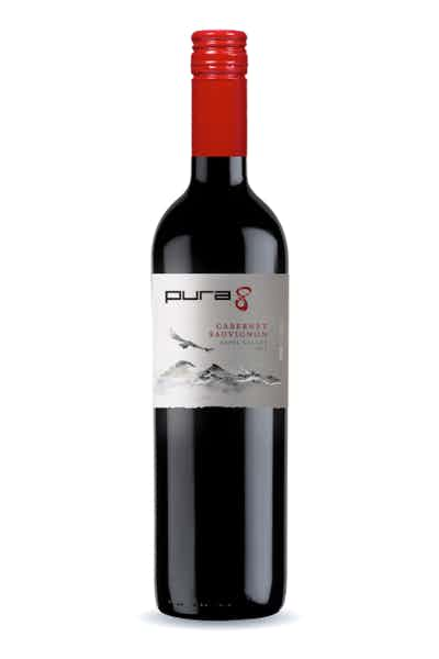 Pura 8 Classic Cabernet Sauvignon