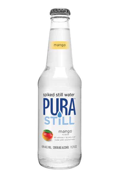 Pura Still Spiked Still Water Mango
