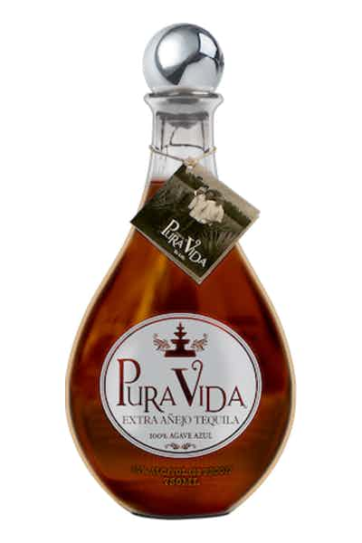 Pura Vida Extra Anejo Tequila