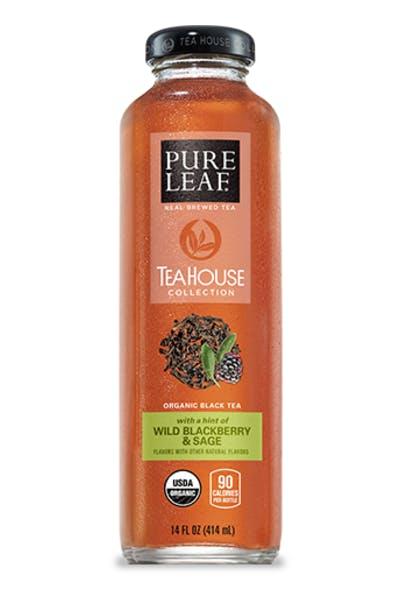 Pure Leaf Black Berry & Sage Iced Black Tea