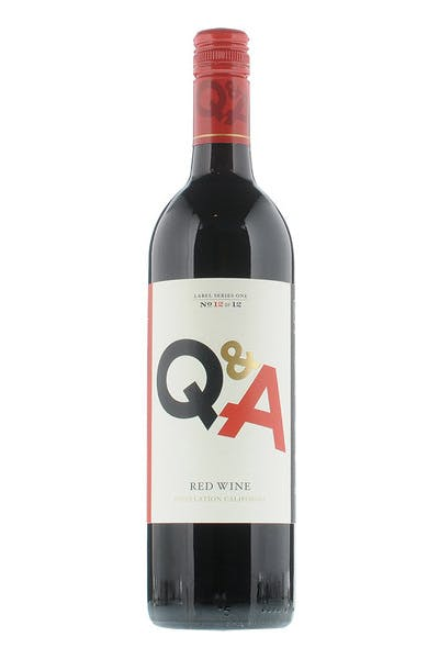 Q&A Red Wine