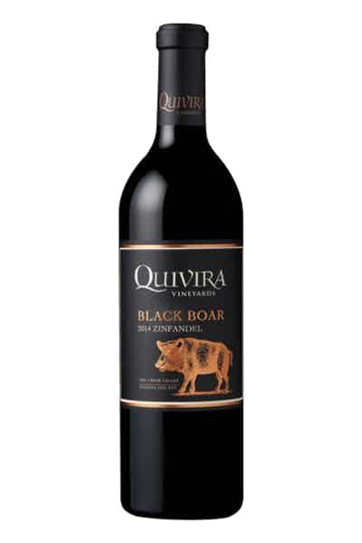Quivira Black Boar Zinfandel 2013