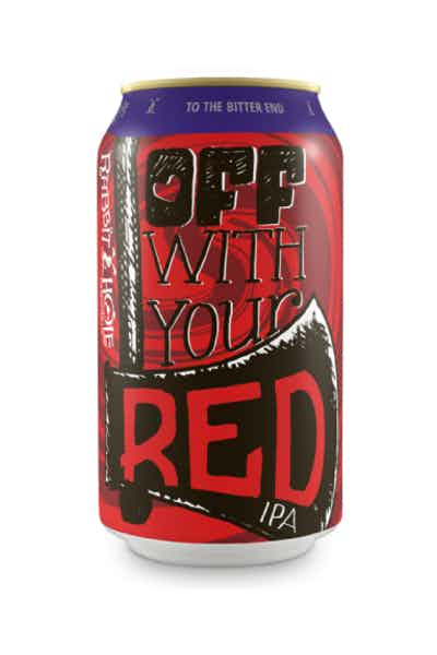 Rabbit Hole Of With Your Red IPA