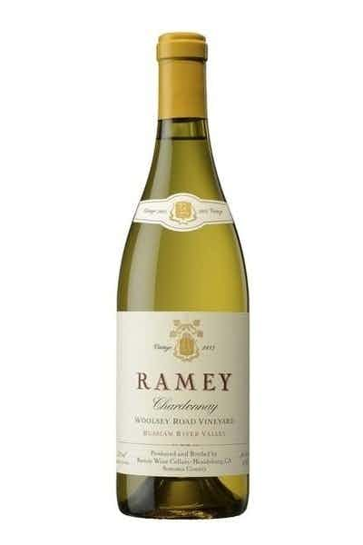Ramey Chardonnay Woolsey Road