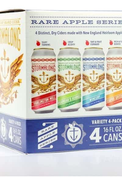 Rare Apple Series Cider Variety 4-Pack