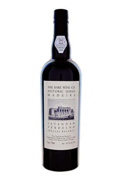 Rare Wine Madeira Historic Savannah Verdelho