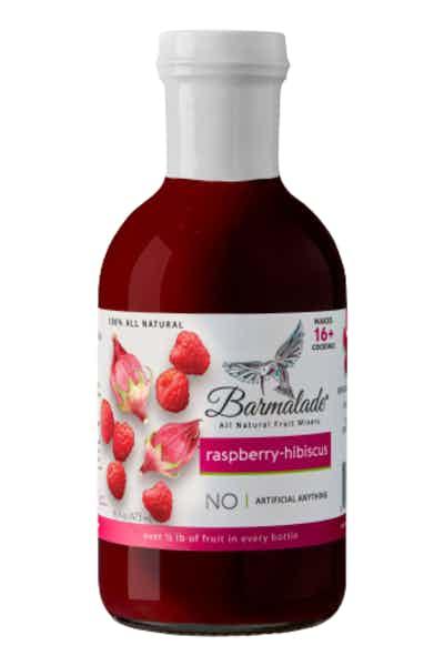 Raspberry-Hibiscus Barmalade