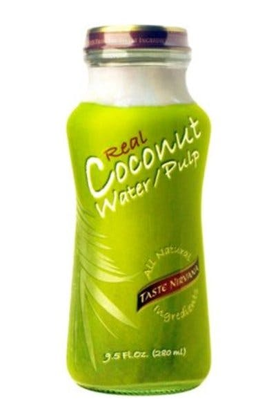 Real Coconut Water (With Pulp)