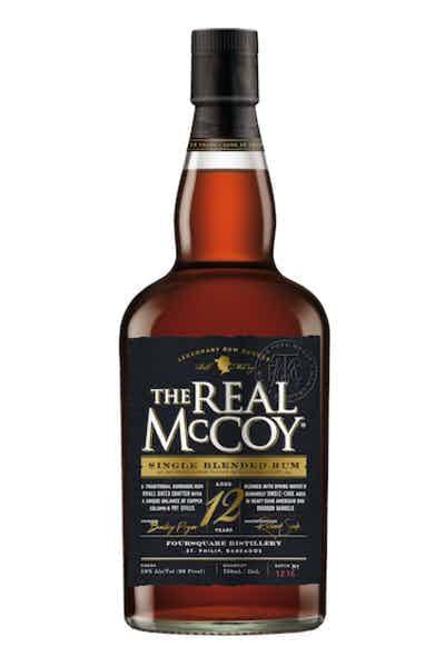 Real McCoy Barbados Rum 12 Year
