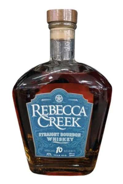 Rebecca Creek 10 Year Whiskey