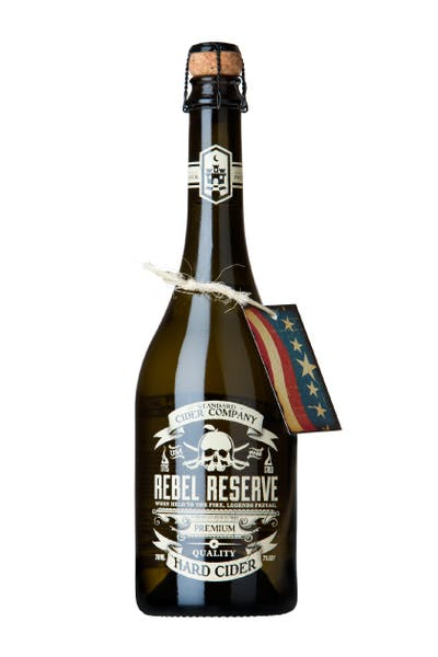 Rebel Reserve Hard Cider