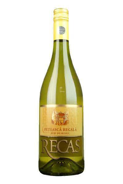 Recas Castle Feteasca Regala