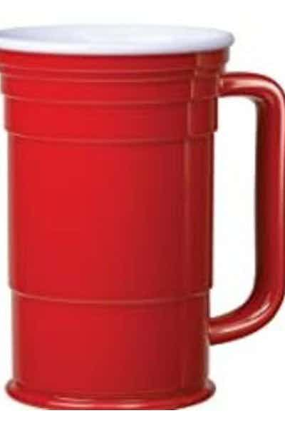 Red Cup Living Icon Mug