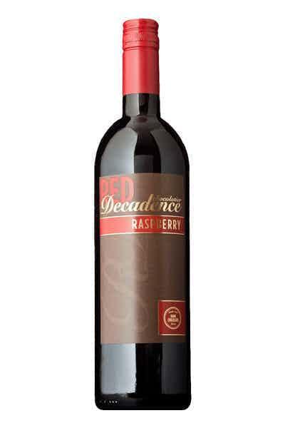 Red Decadence Chocolate Raspberry Wine