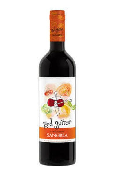 Red Guitar Sangria
