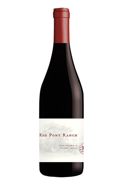 Red Pony Ranch Pinot Noir California