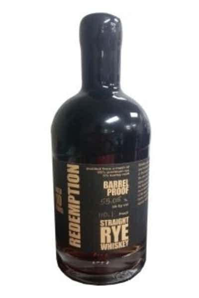 Redemption Rye Barrel 10 Yr 110.1'