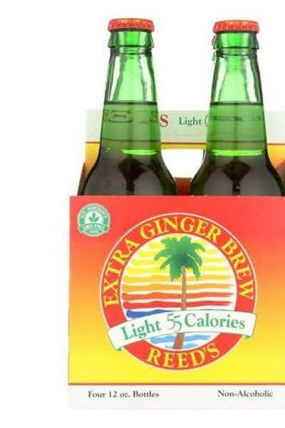 Reed's Extra Ginger Brew Light