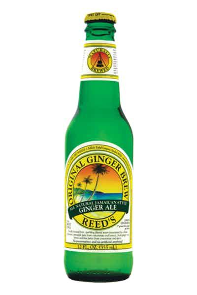 Reed's Original Ginger Brew Ginger Ale