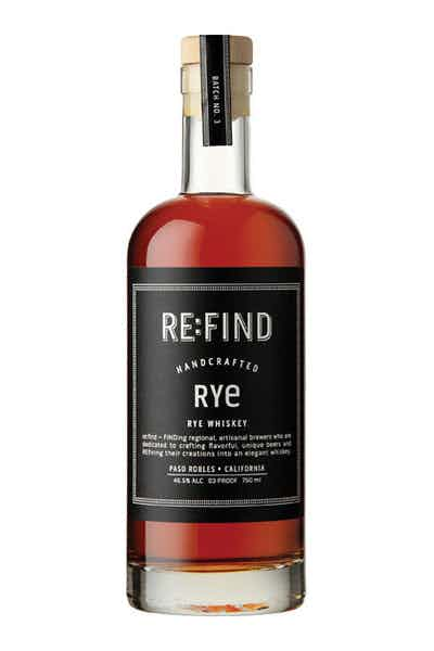 Re:Find Rye Whiskey