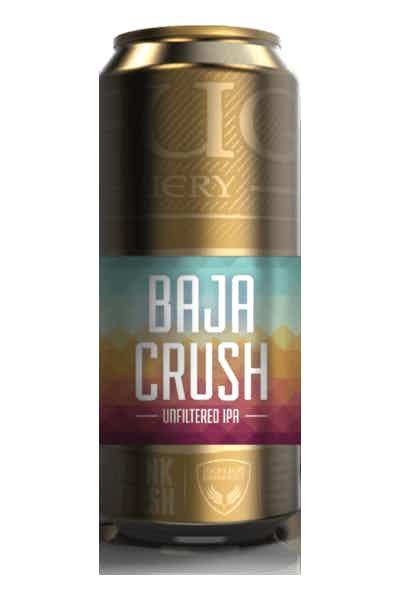 Refuge Brewery Baja Crush Hazy IPA
