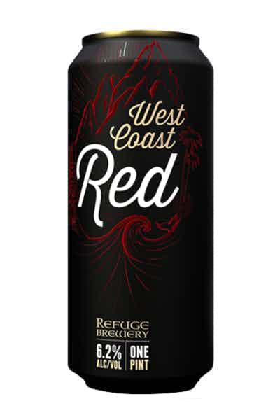 Refuge West Coast Red Ale