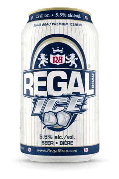 Regal Brau Ice