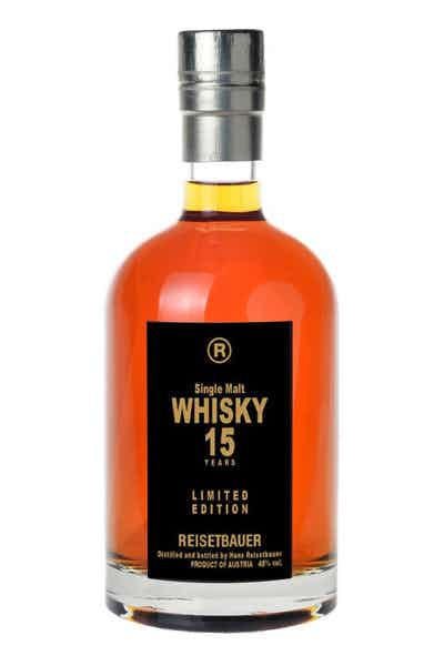 Reisetbauer Single Malt Whiskey 15 Year