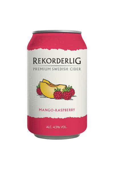 Rekorderlig Mango Raspberry Cider